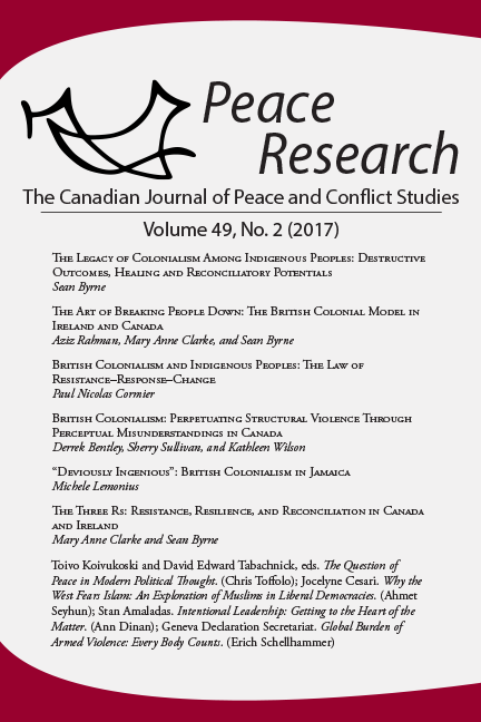 Peace Research 49-2 (2017)